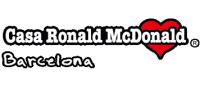 Logo Casa Ronald McDonald Barcelona